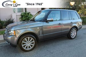 View 2010 Land Rover Range Rover