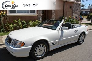 View 1997 Mercedes-Benz SL500