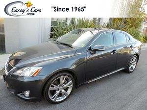View 2010 Lexus IS 250