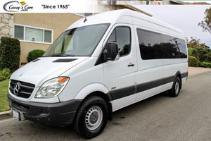 View 2012 Mercedes-Benz Sprinter Passenger Vans