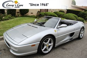 View 1998 Ferrari F355 Spider