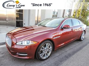 View 2012 Jaguar XJ