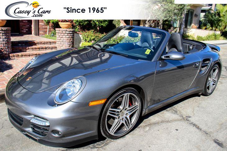 Used 2008 Porsche 911 Turbo Cabriolet In Hermosa Beach
