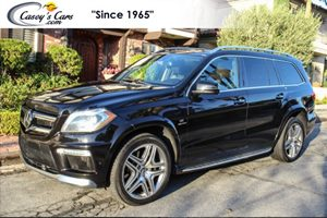 View 2014 Mercedes-Benz GL 63 AMG