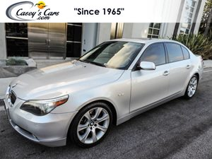 View 2007 BMW 5 Series