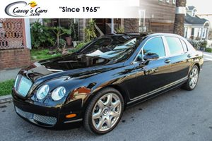 View 2007 Bentley Continental Flying Spur