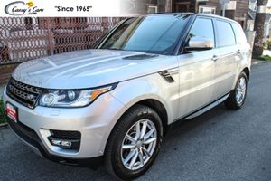 View 2015 Land Rover Range Rover Sport