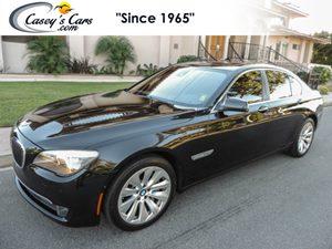 View 2011 BMW 7 Series