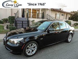 View 2009 BMW 5 Series