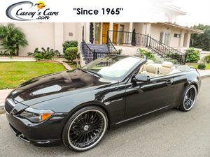 View 2007 BMW 6 Series