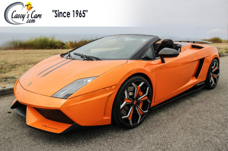 Used 2012 Lamborghini Gallardo Lp570 4 Performante In Hermosa Beach