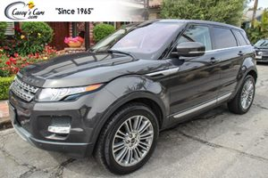 View 2012 Land Rover Range Rover Evoque