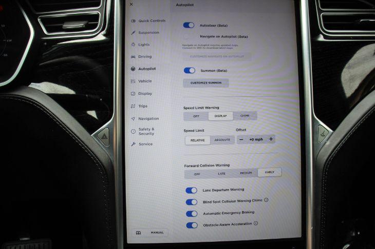 2017 Tesla Model X 75D - Casey's Cars