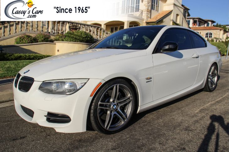 2011 BMW 335is 6 Speed