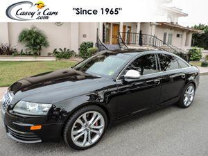 View 2010 Audi S6