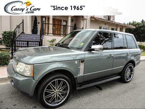 View 2007 Land Rover Range Rover