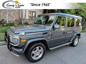 View 2005 Mercedes-Benz G55