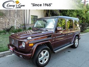 View 2007 Mercedes-Benz G500