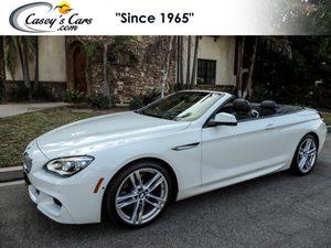 View 2015 BMW 650i