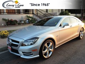View 2012 Mercedes-Benz CLS550