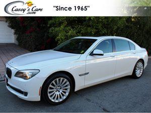 View 2012 BMW 7 Series