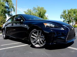 View 2014 Lexus IS 350