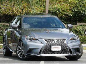 View 2014 Lexus IS 350