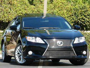 View 2013 Lexus ES 350