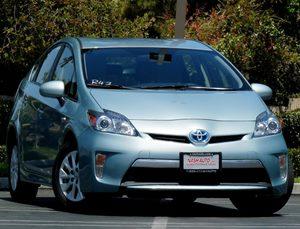 View 2012 Toyota Prius
