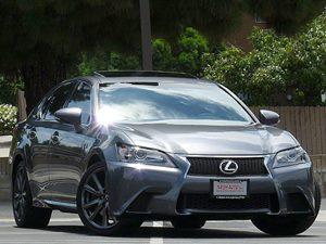 View 2013 Lexus GS 350