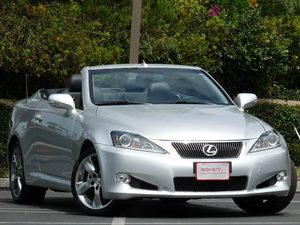 View 2011 Lexus IS 250C