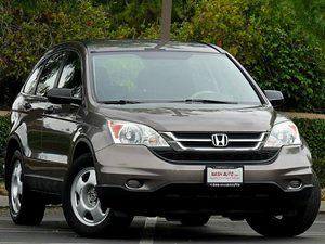 View 2010 Honda CR-V