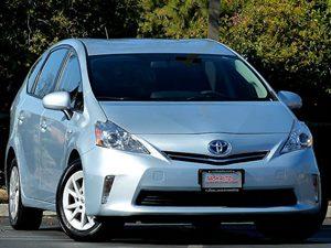 View 2012 Toyota Prius v