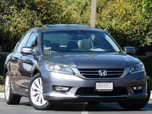 View 2013 Honda Accord Sdn