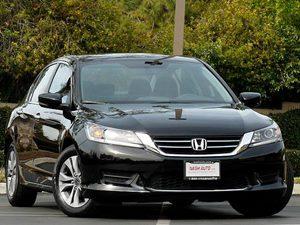 View 2014 Honda Accord Sedan
