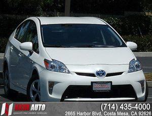 View 2013 Toyota Prius