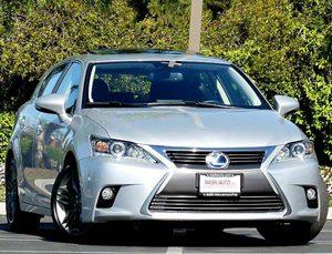 View 2014 Lexus CT 200h