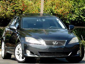 View 2006 Lexus IS 250