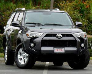 View 2015 Toyota 4Runner