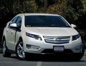 View 2013 Chevrolet Volt