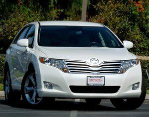 View 2012 Toyota Venza