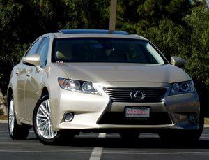 View 2014 Lexus ES 350