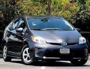 View 2014 Toyota Prius