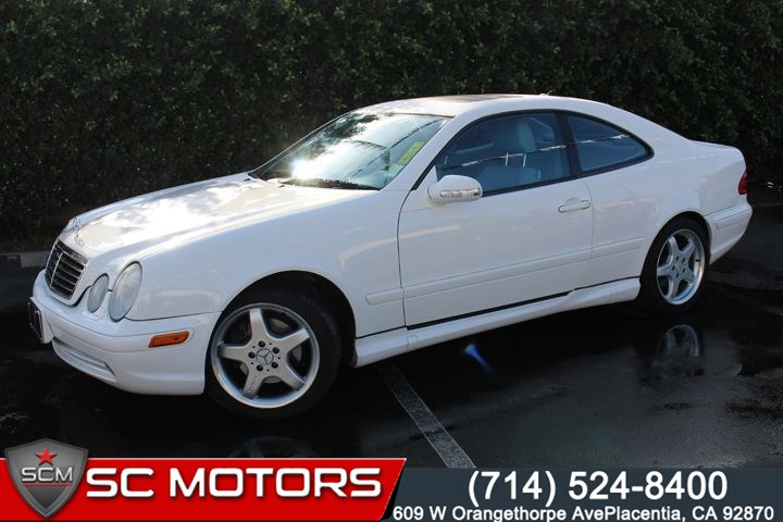2002 Mercedes Benz Clk430 Sc Motors