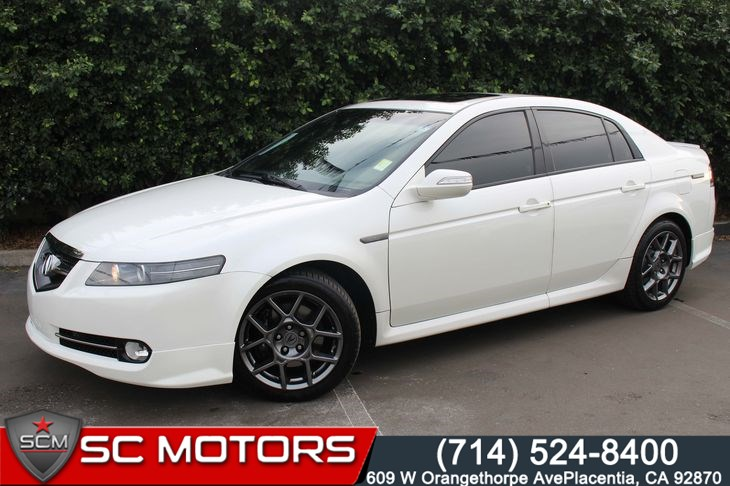 Sold Acura TL TypeS In Placentia - Acura type s wheels