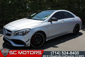 View 2017 Mercedes-Benz AMG CLA 45