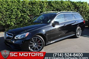 View 2014 Mercedes-Benz E 63