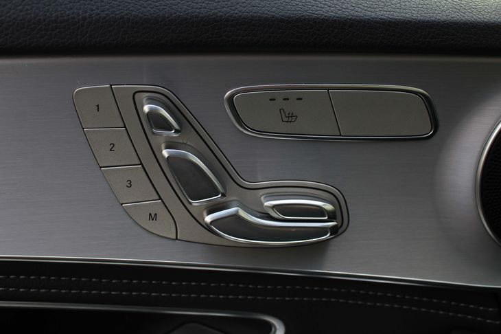 2015 Mercedes-Benz C300 - SC MOTORS