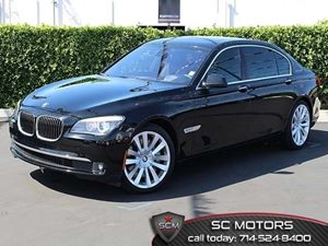2011 BMW 7 Series 750Li ActiveHybrid Carfax Report - No Accidents  Damage Reported to CARFAX