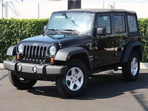 2013 Jeep Wrangler Unlimited Sport Carfax 1-Owner - No Accidents  Damage Reported to CARFAX  B